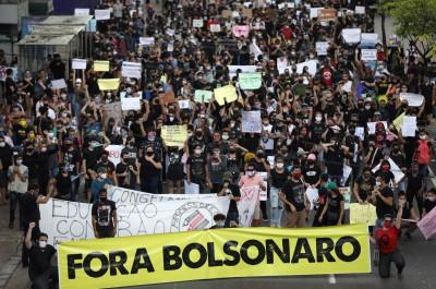 武肺疫情美洲延燒  巴西死亡數突破3萬、墨西哥單日新增確診逾9千