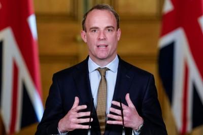 捍衛港人自由! 英國:不惜犧牲英中貿易協議