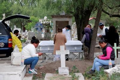 武漢肺炎》墨西哥新增死亡人數急劇攀升 累積確診破10萬人