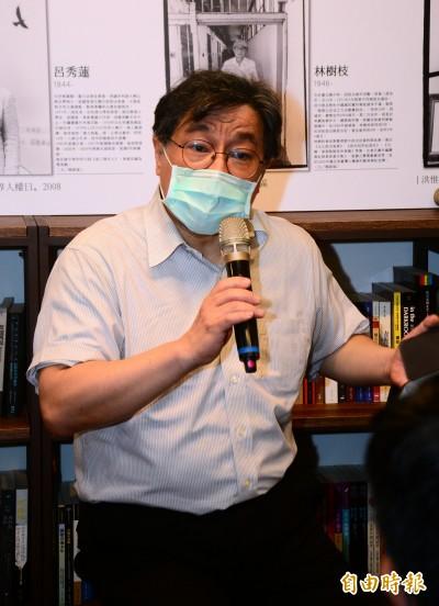 倡香港抗爭應「裡應外合」 學者:台灣經驗可參考