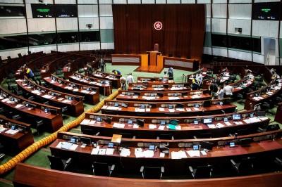箝制言論!  香港立法會強行表決三讀通過《國歌法》