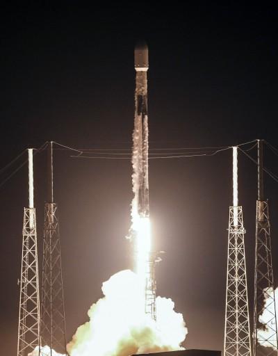 最強回收業者!SpaceX成功回收「五手火箭」創紀錄