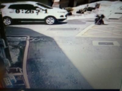 毒蟲駕車違規拒攔查 衝撞輾過員警逃逸