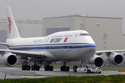 撤銷中國航空禁令! 美國:限制每週飛航2班次