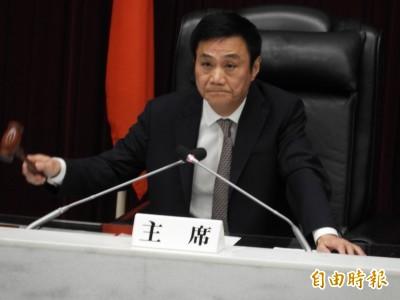 高雄市議長許崑源 驚傳住處墜樓身亡 享壽63歲