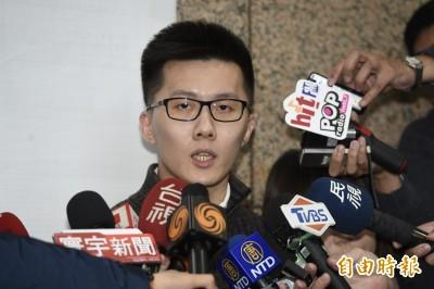 罷韓通過》藍青年部主任警告:黨內「有人」別妄想黨魁選舉