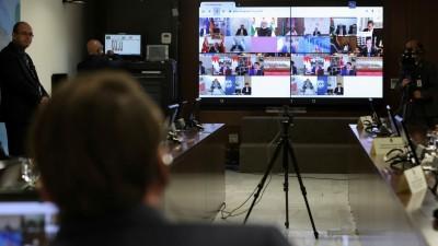 對抗武漢肺炎 G20承諾提供210億美元