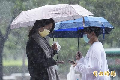 梅雨掰掰? 專家:鋒面短期內沒有再南下跡象