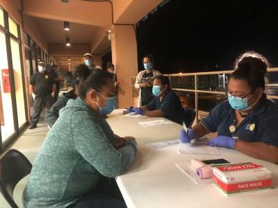 帛琉包機明載轉診病患與家屬11人返國 新光醫院協助防疫交通