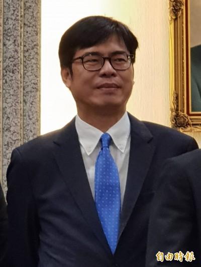 陳其邁恐不會代理高市長 蔡碧仲是黑馬