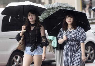 天氣漸穩各地氣溫略升 中部以北留意短暫陣雨