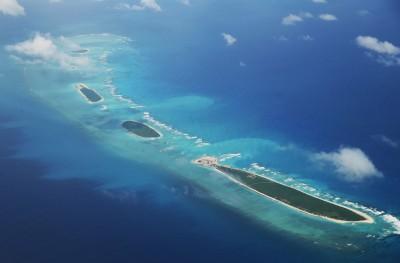 中國疑在西沙群島鋪設海底電纜 專家:恐有軍用