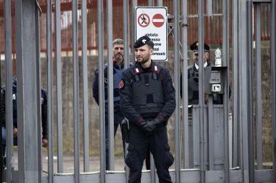 義大利2囚犯逃獄還留紙條:15天內回來
