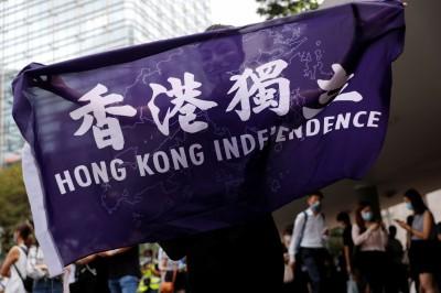 英國「香港半年報告」 促中共勿搞港版國安法