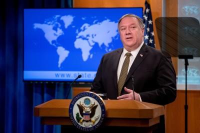 美國務院發布宗教自由報告  龐皮歐譴責中國「持續迫害數十年」