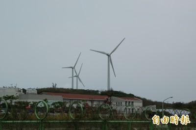 發展離岸及恆春半島落山風力發電 潘孟安:台電評估中