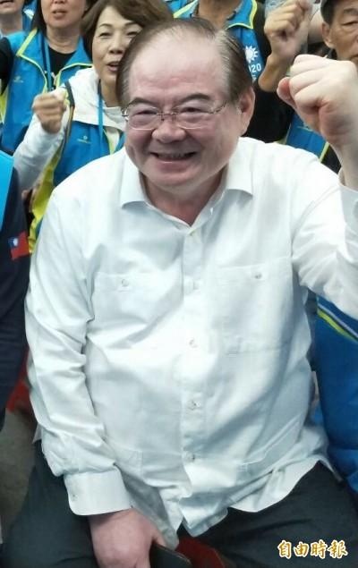 蔡壁如拋「藍白合作」 李乾龍:歡迎民眾黨支持國民黨候選人