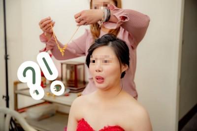 2.4萬婚攝拍成「這樣」?新娘超崩潰...網友全笑哭