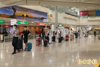 開放轉機不入境  美洲往返東南亞旅客優先