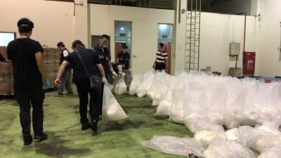 史上最毒咖啡包!3500公斤、市價70億原料闖關被逮