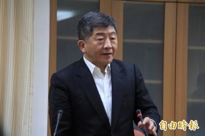 中國疫情升溫 陳時中:影響台灣未來開放的腳步
