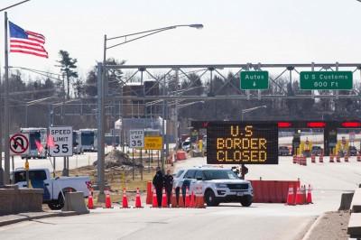 疫情未見和緩 美國延長加墨兩國非必要旅行限制