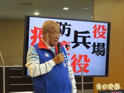 稱「三倍券」只有2倍 台南市議員張世賢:民進黨政府數學不好