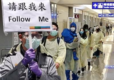中港澳等外國人無居留證者  不發防疫補償金