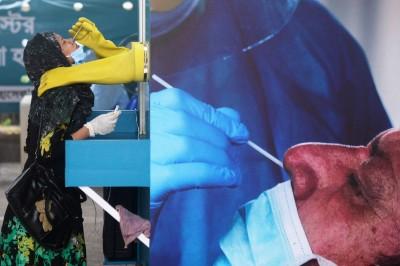 武漢肺炎》破10萬確診! 孟加拉今增3803人感染38死