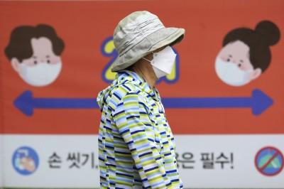 武漢肺炎》南韓新增59例確診 本月第5次破50例