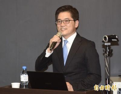黃健庭接受監院副院長提名  國民黨祭停權處分
