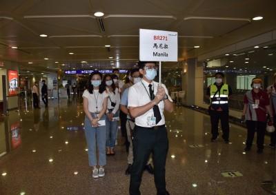 桃機公司實地演練轉機規劃  僅限搭3業者且停留8小時內旅客