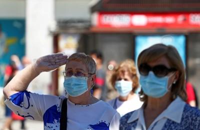 武漢肺炎》西班牙被質疑蓋牌後修正數據 新增逾千例死亡