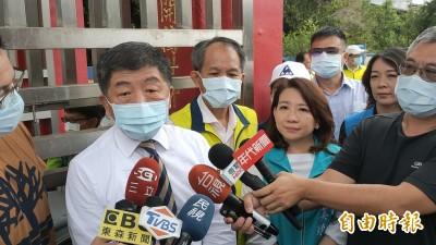 武漢肺炎疫情國際仍狂燒 陳時中︰境外解封很棘手