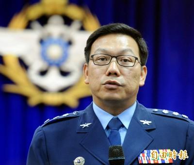 國防部:蔡總統核定 5人晉升中將15人升少將