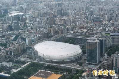 快訊》准了!台北大巨蛋可望復工 柯文哲卸任前完工