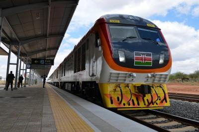 中國「一帶一路」發包中企 肯亞蒙奈鐵路被判違法