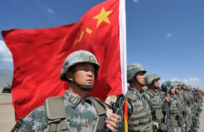 中印衝突原因曝光! 美情報:中國軍官下令攻擊印度使者