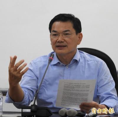 民眾黨徵召吳益政選高雄市長 稱藍綠之外「更好選擇」
