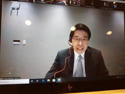 陳文儀應邀出席加拿大國會聽證 倡議台加建立防疫夥伴關係