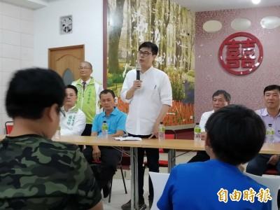 高雄「重開機」 陳其邁:讓國際大廠加速來投資