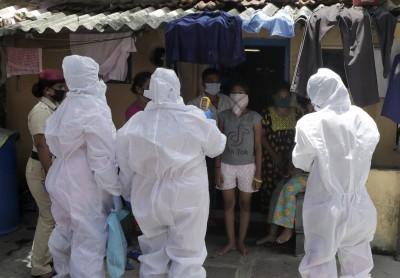 武漢肺炎》印度增1.6萬人染疫創新高 軍方接管首都治療中心