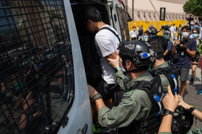 港版國安法即將施行!傳反送中人士花300萬偷渡來台 路線曝光