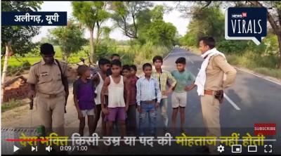 想給中國人一點教訓! 10名印度孩童揪團前往邊境報仇