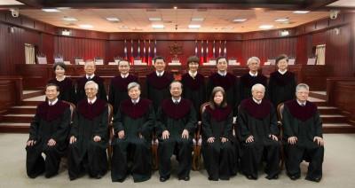 婦聯會聲請大法官迴避 司法院澄清非2小時駁回