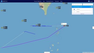獨家》不讓美軍機佔鋒頭 共機中午再侵入台灣西南空域被驅離