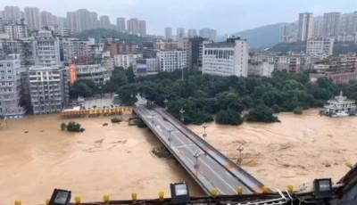 中國洪患損千億台幣 台商傳被要求不樂之捐