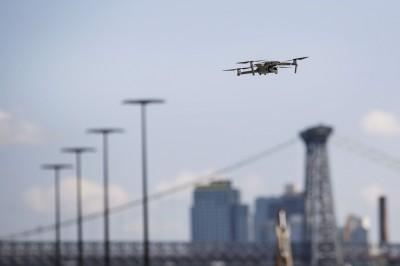 空拍請注意! 美方再次警告使用中國無人機恐有資安風險
