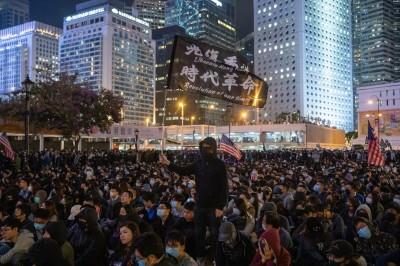估港版國安法月底通過 前律政司長稱:若不立法「香港變台灣」