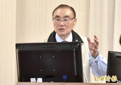 北榮院長人事》 馮世寬:尊重評選結果   由高層來做出選擇